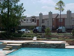 Pool Area at Listing #135841