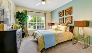 Bedroom at Listing #140671