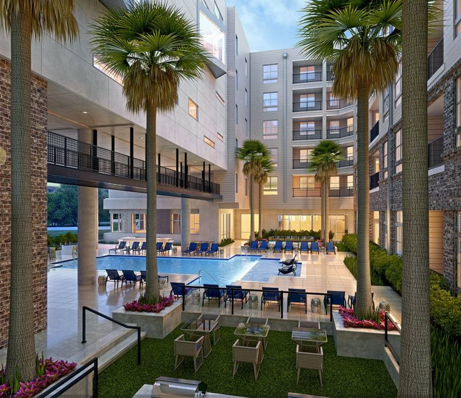 5755 Hermann Park ApartmentsHoustonTX
