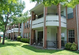 Courts of Bent Tree Apartments Dallas TX