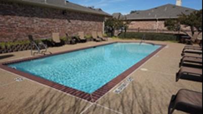 Pool at Listing #138063