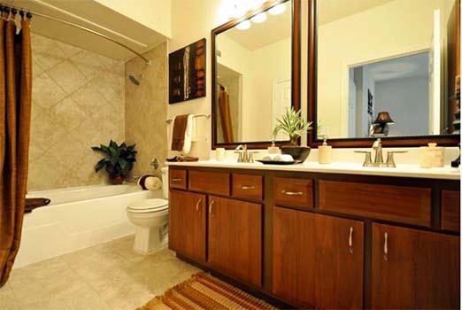 Bathroom at Listing #138971