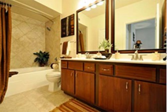 Bathroom at Listing #138971