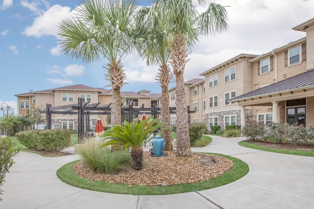 Courtyard at Listing #255157