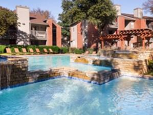 Pool at Listing #135999