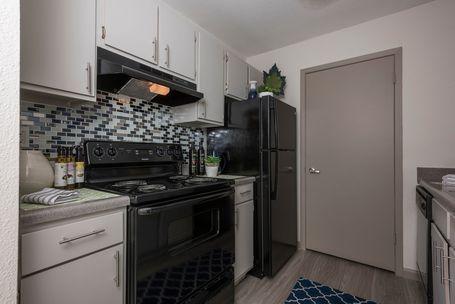 Kitchen at Listing #136852