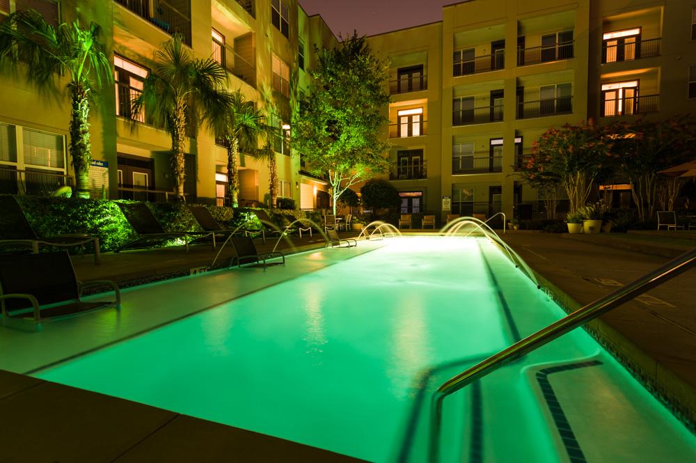 Pool at Listing #144702