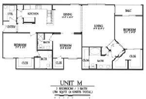 1,784 sq. ft. M floor plan