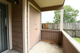 Patio at Listing #141230