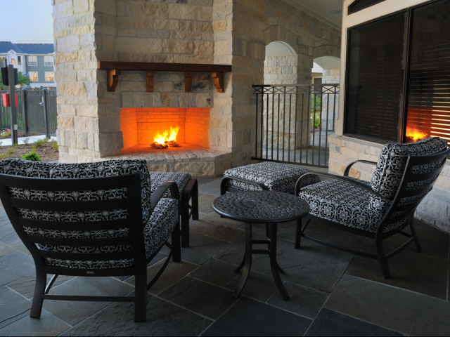 Fire Pit at Listing #146799