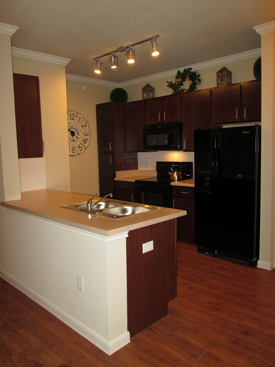 Kitchen at Listing #255774