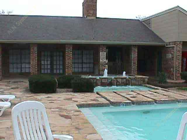 Pool Area at Listing #135880