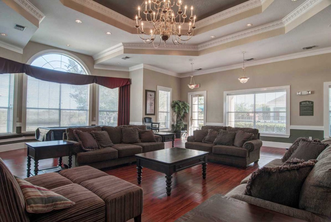 Clubhouse at Listing #144406