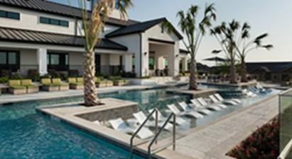 Pool at Listing #296806