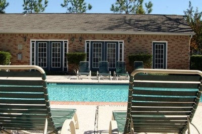 Pool at Listing #139050