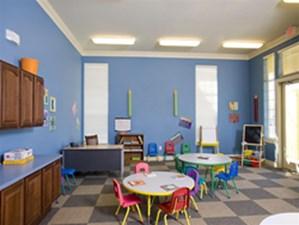Playroom at Listing #145757