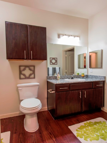 Bathroom at Listing #244593