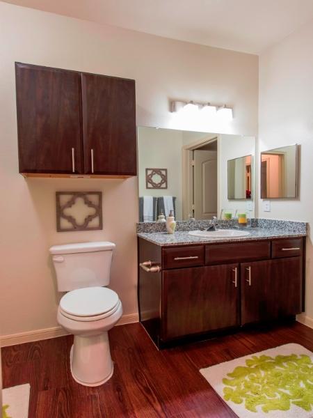 Bathroom at Listing #244593