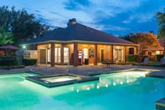Pool at Listing #136968