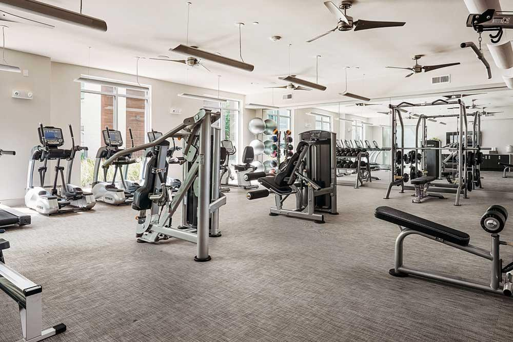 Fitness at Listing #283319