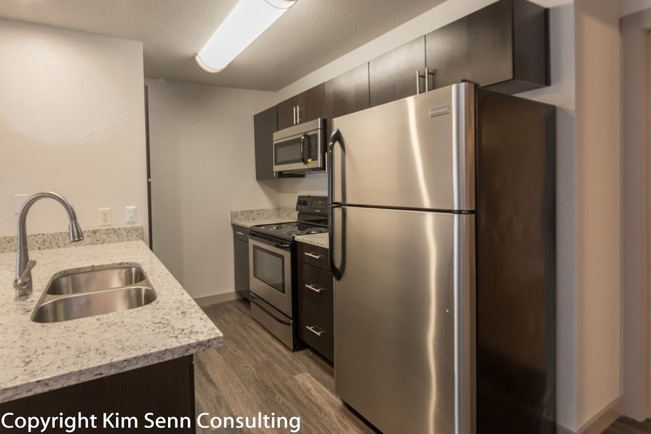 Kitchen at Listing #140795