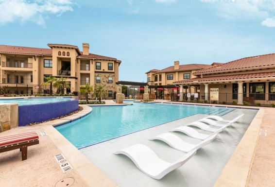 Creekside on Parmer Lane Apartments