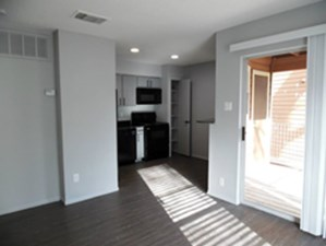 Dining/Kitchen at Listing #140480