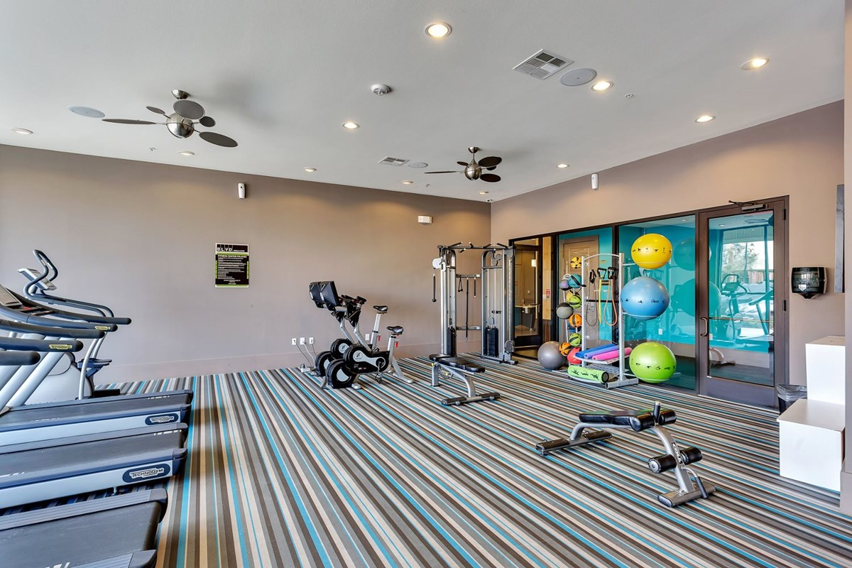 Fitness at Listing #151591
