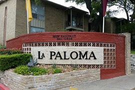 La Paloma Apartments San Antonio TX