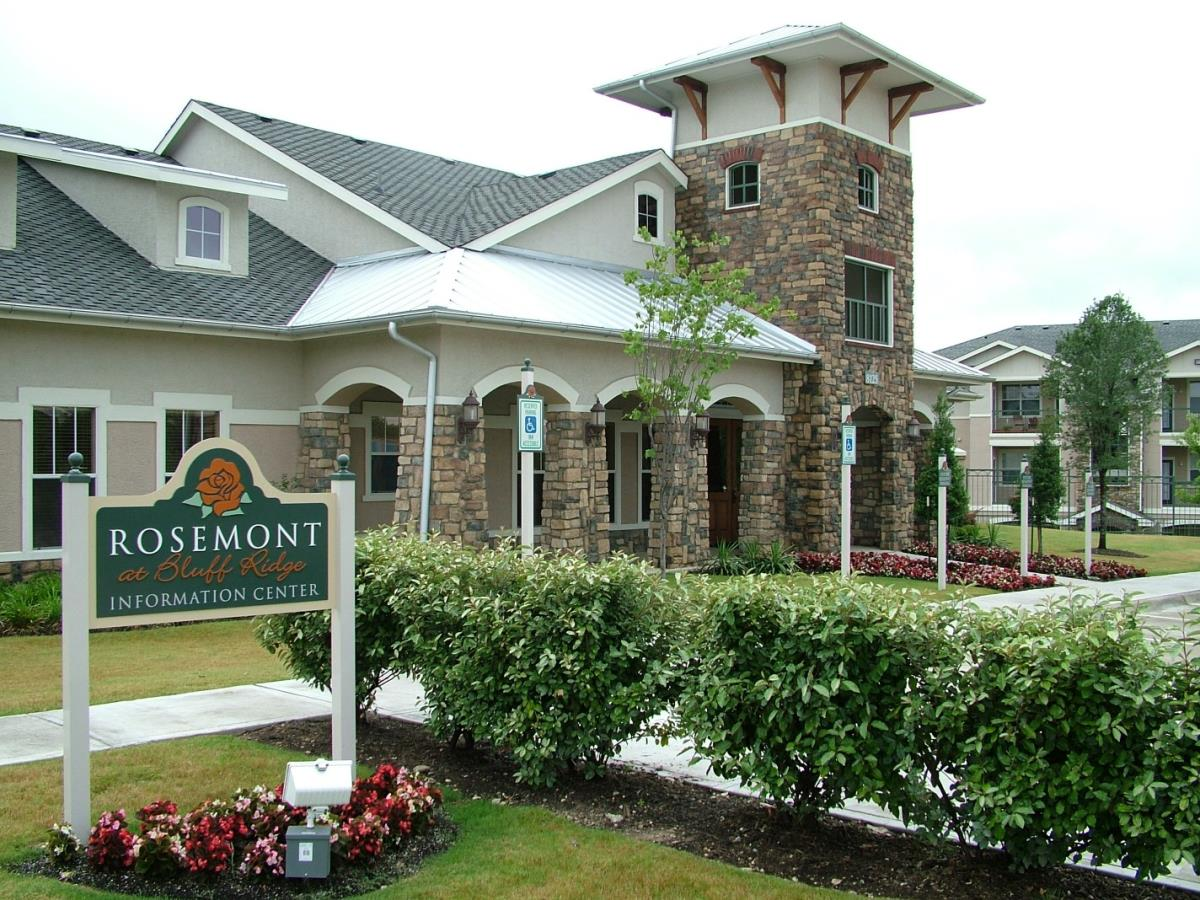 Rosemont at Bluff Ridge Apartments Dallas TX