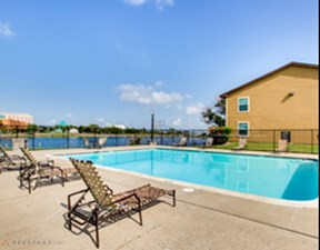 Pool at Listing #214220