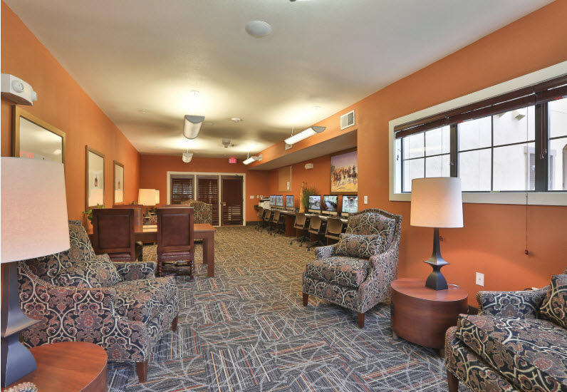 Business Center at Listing #257441