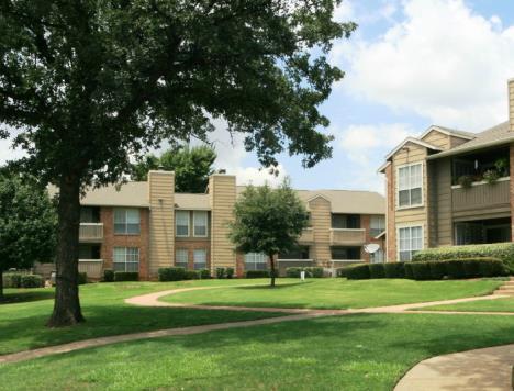 Creekwood Apartments Irving TX