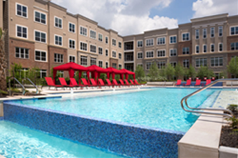 Pool at Listing #229089