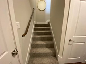 Stairs at Listing #335068