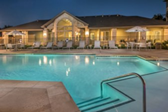 Pool at Listing #145062