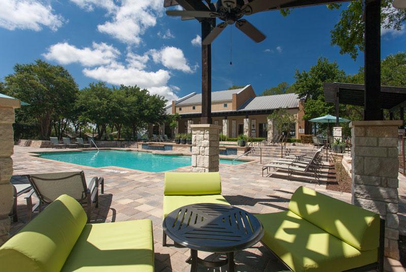 Pool at Listing #140764