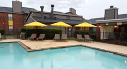 Pool at Listing #136888
