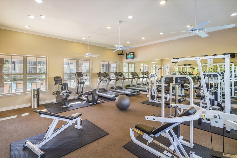 Fitness at Listing #144533