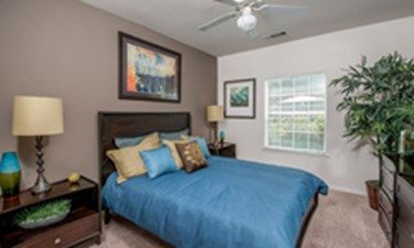 Bedroom at Listing #144441