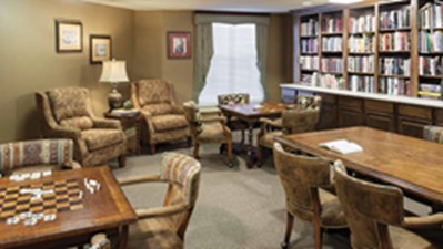 Lounge at Listing #145172