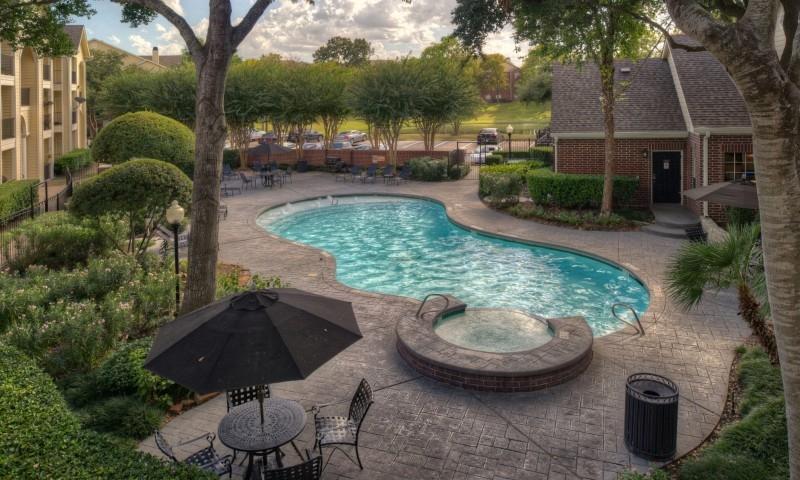 Meyer Park Apartments Houston, TX