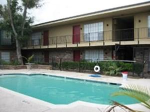 Pool at Listing #139645