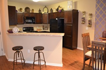 Kitchen at Listing #281738