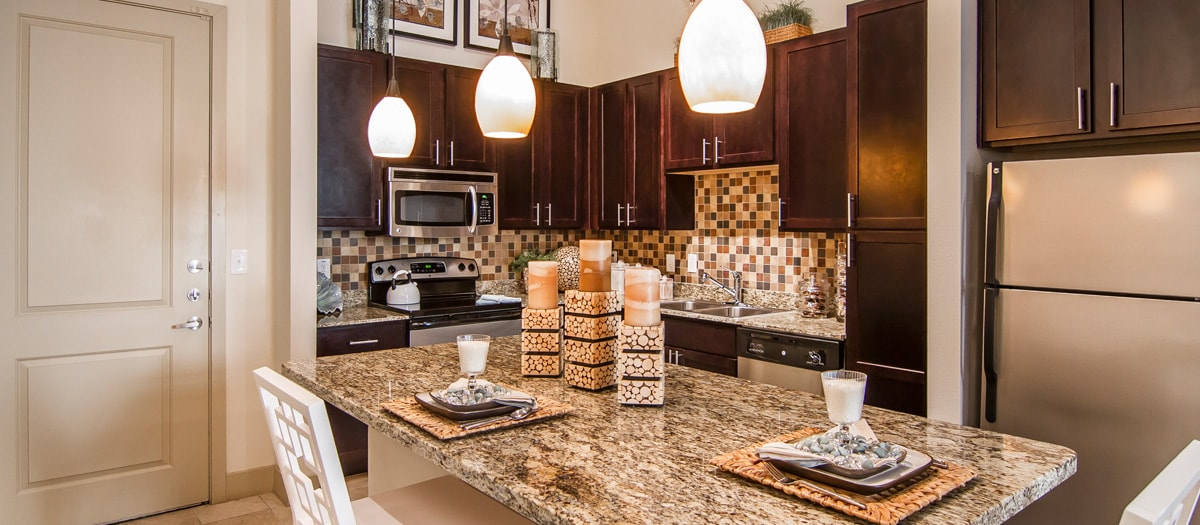 Kitchen at Listing #146764