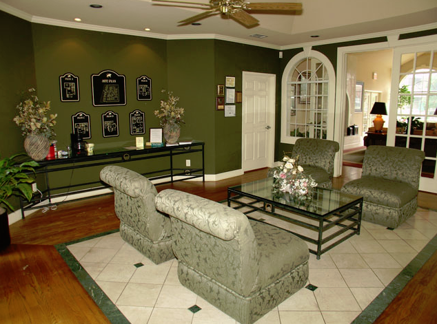 Clubhouse at Listing #138433