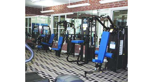 Fitness at Listing #144177