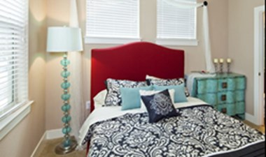 Bedroom at Listing #155262