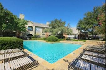 Pool at Listing #136795