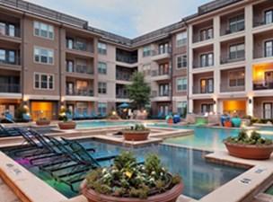 Pool at Listing #154834